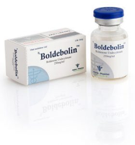 Boldebolin Boldenone, Equipoise 250mg / ml 1 10ml frasco - Alpha-Pharma