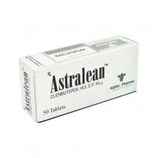 Astralean Clenbuterol - 50 tabletas 40mcg - Alpha-Pharma