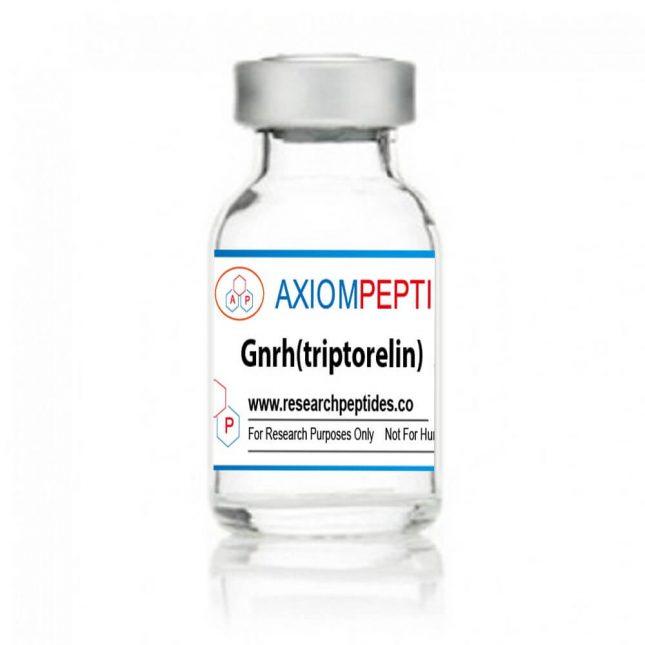 GnRH (Triptorelin) - vial of 2mg - Axiom Peptides