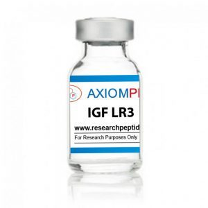 IGF-1-LR3 – vial of 1mg – Axiom Peptides