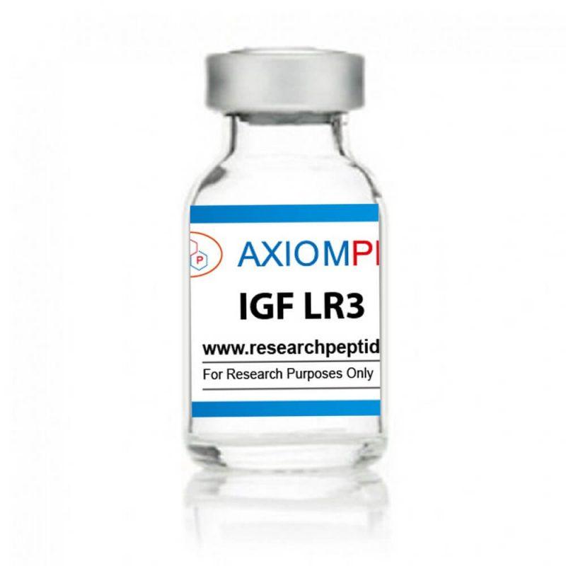 IGF-1-LR3 - 1mg şişesi - Aksiyom Peptidleri