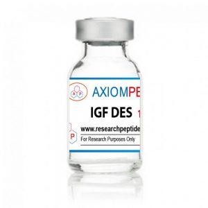 IGF-DES - vial of 1mg - Axiom Peptides