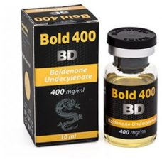 Bold 400 BD 400 mg/ml x 10 ml - Black Dragon