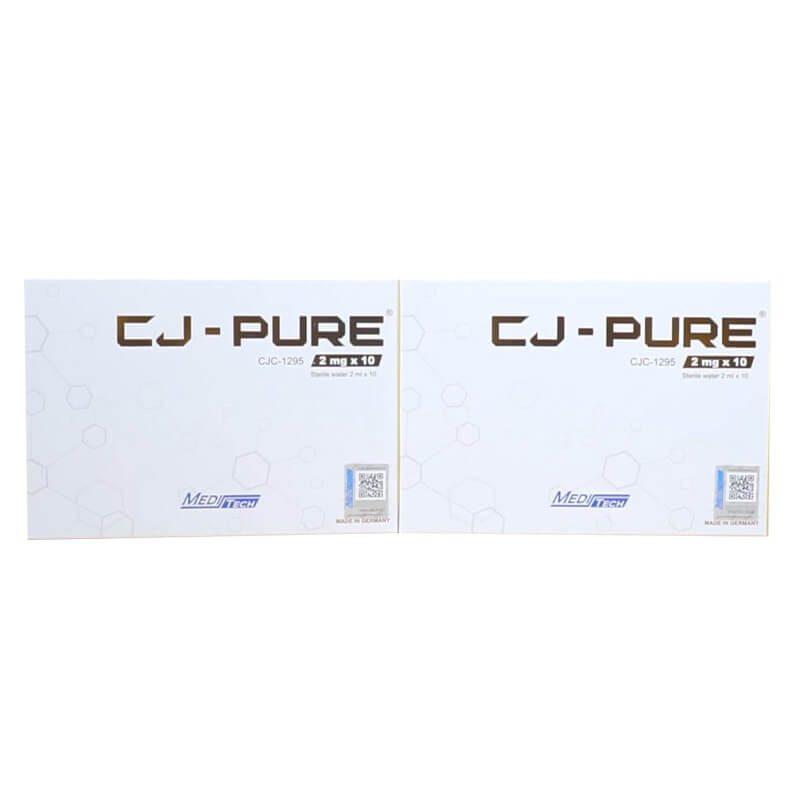 CJ-PURE CJC-1295 2mg / Fläschchen 10vials / Box - Meditech