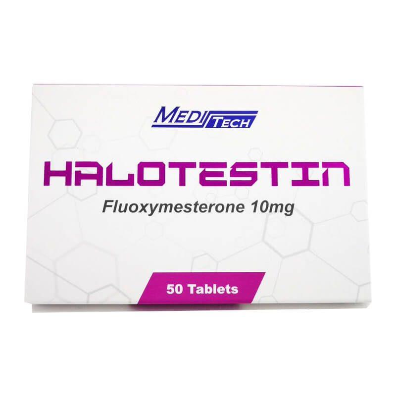 B-HALOTESTIN Fluoxymesterone 10 mg / tab 50 tab - Meditech