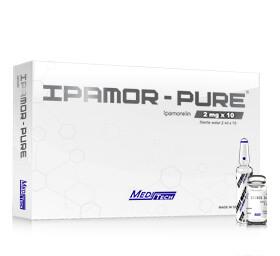 IPAMORELIN Ipamorelin 2mg / Fläschchen 10vials / Box - Meditech