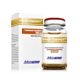 TREN-DEPOT Trenbolon-Enanthogenat 200mg / ml 10ml / Fläschchen - Meditech