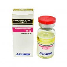 PRIMOBOLAN-DEPOT Methenolone enanthate 100mg/ml 10ml/vial - Meditech
