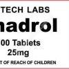 Anadrol 25mg - 100-Registerkarten - Hutech Labs