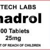 Anadrol 25mg - zakładki 100 - Hutech Labs