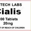 시알리스 20mg - 100 탭 - Hutech Labs