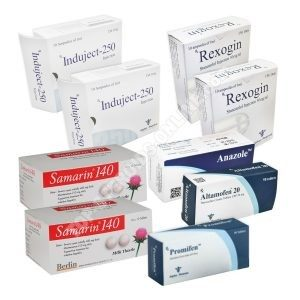 PACK LEAN MUSCLE LEVEL II (INJECT) – SUSTANON + WINSTROL (8 WEEKS) Alpha-Pharma