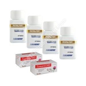 PTO Pack - Anavar - 6 Weeks - Oral Steroids (Meditech)