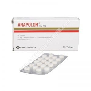 Anapolon - 50 mg - tablety 20 - Abdi Ibrahim