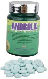 Androlic - Oxymetholone 50mg 100 tablets / Bottle - The British Dispensary