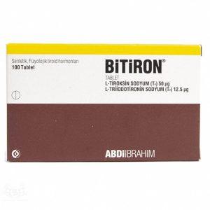 Bitiron T3-T4 – 100 tabs – Abdi Ibrahim