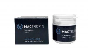 Turinabol 10mg 100tabs - Mactropin
