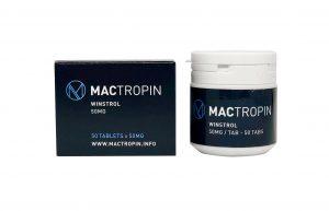 Winstrol 50mg 50tabs - Mactropin