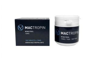 Winstrol 10mg 100tabs - Mactropin