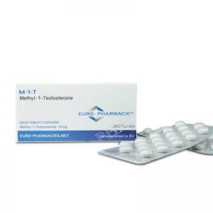 M-1-T 10mg/tabs 100 tabs – Blister – Euro Pharmacies