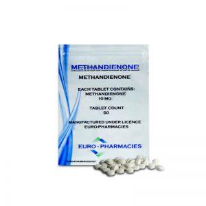 Methandienone 10 mg / tabs - 50 tabs - Baggies - Euro Pharmacies