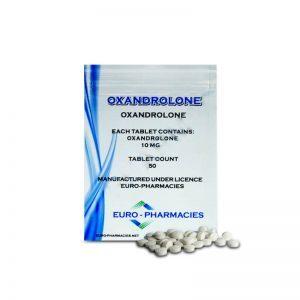 Oxandrolone (anavar) 10mg / علامات تبويب 50 علامات - فضفاضات - اليورو الصيدليات