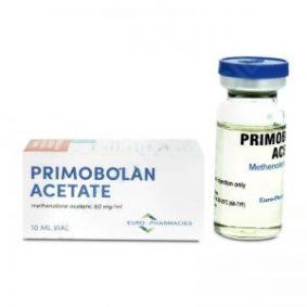 Primobolanacetat 50 mg / ml - 10 ml - Euro-Apotheken