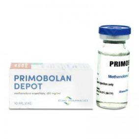 Primobolan Depo 100mg / ml - 10ml - Euro Eczaneler