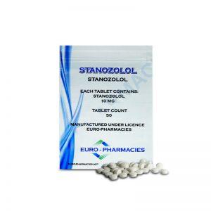 ستانوزولول 10mg / tabs 50 tabs - فضفاضات - صيدليات يورو