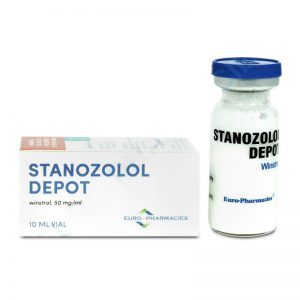 Stanozolol 50mg / ml - 10ml - Euro Farmacias