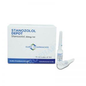 Stanozolol 50mg/ml 10 x 1ml – Euro Pharmacies