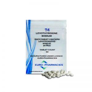 Cytomel T4 50mcg / tabs 50 op tabs - Baggies - Euro-Apotheken