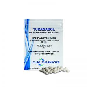Turanabol 10mg / tabs - 50 tabs - Baggies - Euro Pharmacies