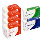 PACK LEAN MUSCLE LEVEL III (ORAL) – TURINABOL + PROTECTION + PCT (8 WEEKS) Maha Pharma