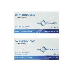 Pack prise de force – Anavar – 6 semaines – Stéroides oraux Euro Pharmacies