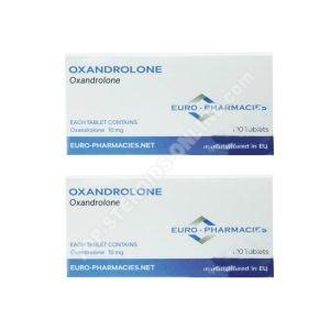 Balíček PTO - Anavar - 6 týdnů - perorální steroidy Euro Pharmacies