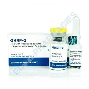 GHRP-2 5mg - 1 fiolka - Euro Pharmacies