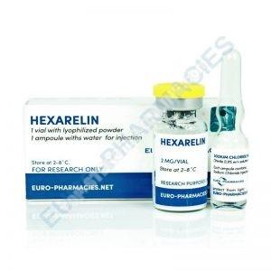Hexarelin 2 mg - 1 vial - Euro Pharmacies