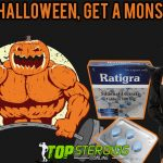 FOR HALLOWEEN, GET A MONSTER C***
