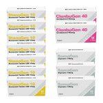 Trockenpackung - Myogen - StanoGen + Clenbugen - Orale Steroide (10 Wochen)