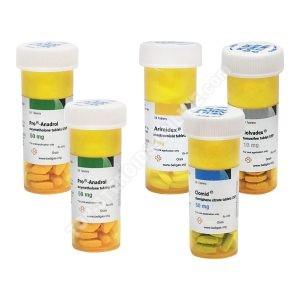 Balíček hromadného příjmu - orální steroid Anadrol (4 týdny) Beligas