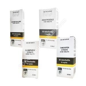 질량 팩-경구 스테로이드 Anadrol Oxymetholone (4 주) Hilma