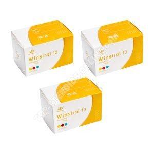 Trockenpackung - Maha Pharma - Winstrol - Orale Steroide (6 Wochen)