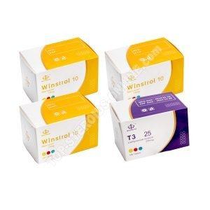 Dry Pack - Stanozolol + T3 Cytomel - perorální steroidy (8 týdny) Maha Pharma