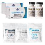 Dragon Pharma Pack- SUSTANON + WIN