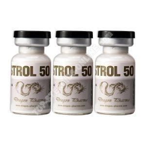 Kuru paket ve kilo kaybı (Enjekte) - Dragon Pharma - Winstrol