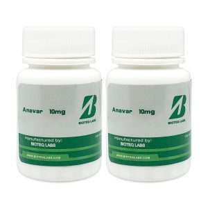 Balíček PTO (orálně 6 týdnů) - Anavar - BioTeq Labs