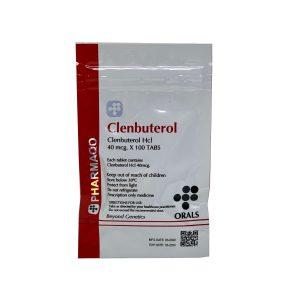 Κλενβουτερόλη 40mcg 100tabs - Pharmaqo